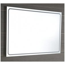 Veidrodis GEMINI II LED