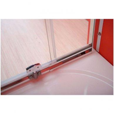 Dušo durys į niša Gelco Sigma 6
