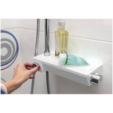 Termostatinė virštinkinė dušo sistema LIAM 7