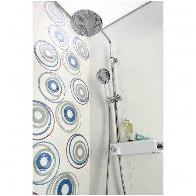 Termostatinė virštinkinė dušo sistema LIAM 13