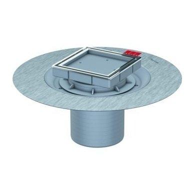 Trapas ACO Easy Flow su viršutine dalimi plytelei įklijuoti 50 mm 2
