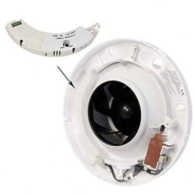 AirFlow HTM drėgnomačio-laikmačio modulis ventiliatoriui iCon  2