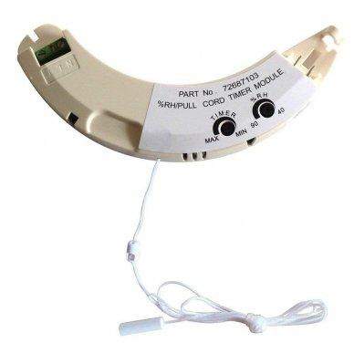 AirFlow HTM drėgnomačio-laikmačio modulis ventiliatoriui iCon