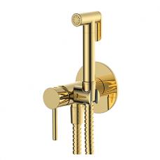 Aukso spalvos bidette dušelio komplektas Omnires