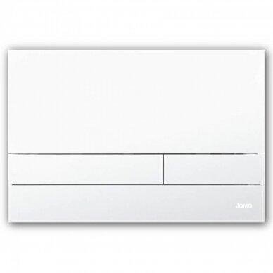 Baltas matinis Werit rėmui mygtukas 167-37001120-00