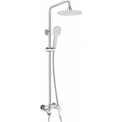 DEANTE Jaskier dušo sistema su maišytuvu voniai 2