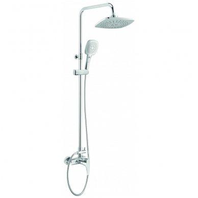 DEANTE Peonia dušo sistema su maišytuvu