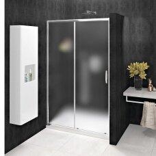 Dušo durys į niša Gelco Sigma Simply 120cm, matinis stiklas