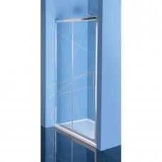 Dušo durys į nišą Polysan Easy Line