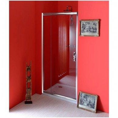 Dušo durys į niša Gelco Sigma 2