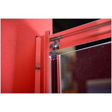 Dušo durys į niša Gelco Sigma 3