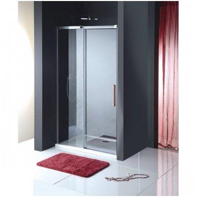 Dušo durys į nišą Polysan ALTIS LINE 2