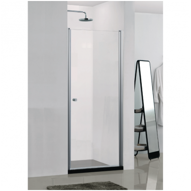 Dušo durys į nišą SanoFlex Brava