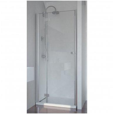 Dušo durys į nišą Sanotechnik Smartflex 3