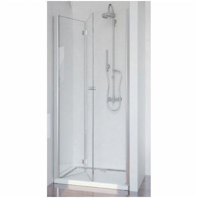 Dušo durys į nišą SMARTFLEX Sanotechnik 2
