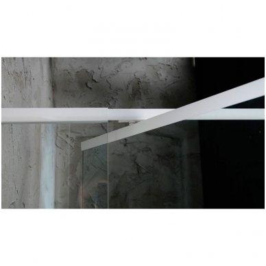 Dušo durys nišai Aqualine Amico G70 3