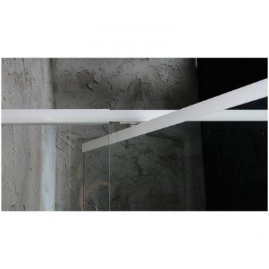 Dušo durys nišai Aqualine Amico G80 3