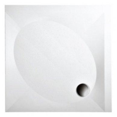 Dušo padėklas PAA Art 90x90cm kvadratinis