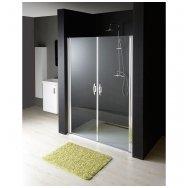 Dvigubos dušo durys į nišą Gelco One