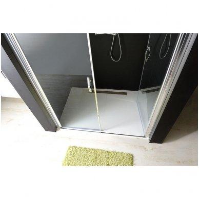 Dvigubos dušo durys į nišą Gelco One 2