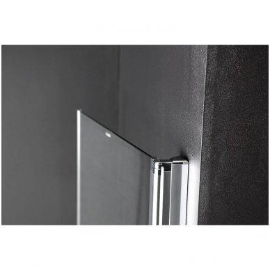 Dvigubos dušo durys į nišą Gelco One 3