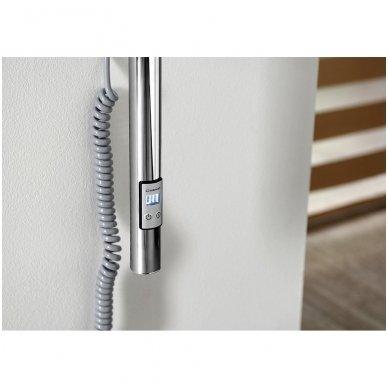 Elektrinė rankšluosčių kabykla Pasador Timer 6