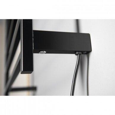 Elektrinis džiovintuvas ELZOR juodos matinės spalvos 5