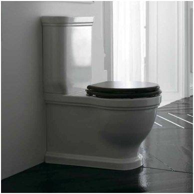 Galassia Ethos pastatomas tualetas 2