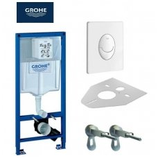 Grohe potinkinis WC rėmas Rapid SL 4in1
