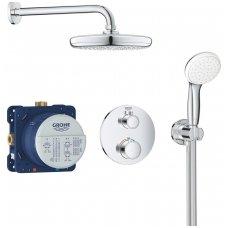 Grohe termostatinis potinkinis komplektas Grohtherm 1000GRT Tempesta 210