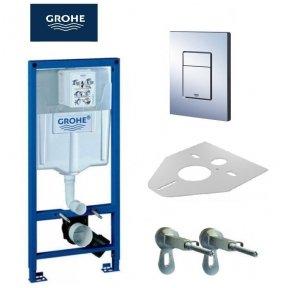 Grohe Rapid SL klozeto rėmo komplektas 38772001