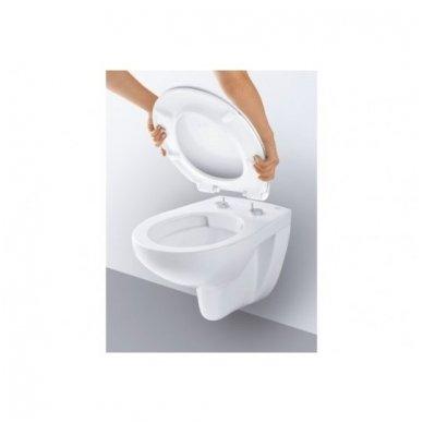 GROHE Bau Rimless WC komplektas 39499000 4