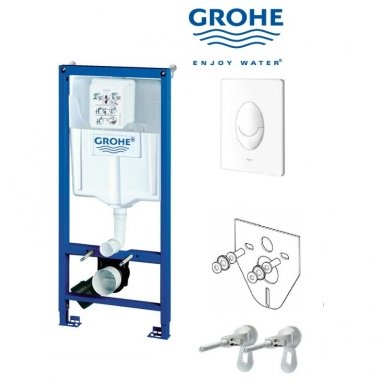 Grohe potinkinis WC rėmas Rapid SL 4in1 2