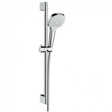 Hansgrohe Croma Select E Vario dušo komplektas 0.65 m 3-jų padėčių