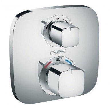 Hansgrohe Metris Ecostat E 15708000 dekoratyvinė dalis potinkiniam termostatinima dušo maišytuvui