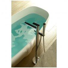 Iš grindų vonios maišytuvas Sapho Axamite