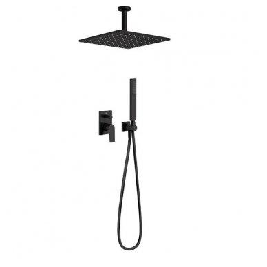 Juoda Tres Project potinkinė dušo sistema 21118080NM