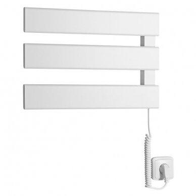 Elektrinis džiovintuvas Sapho ELVIS baltos spalvos EB480