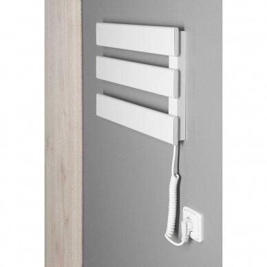 Elektrinis džiovintuvas Sapho ELVIS baltos spalvos EB480 2