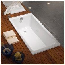 Kaldewei Puro plieninė vonia su kojomis