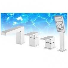 Keturių dalių vonios maišytuvas Omnires FRESH FR7132