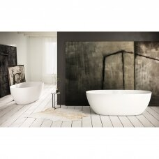 Laisvai pastatoma Paa Bella Silkstone vonia