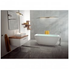 Lieto akmens Marble+ Parma WW vonia