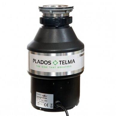 Maisto atliekų smulkintuvas PLADOS TBG05