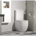 Pastatomas tualetas Kerasan Flo 3117 su dangčiu