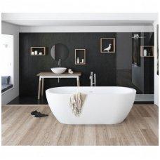 PAA Opera laisvai pastatoma akrilinė vonia 1860mm x 870mm