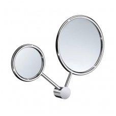 Pakabinamas dvigubas makiažo veidrodis Smedbo