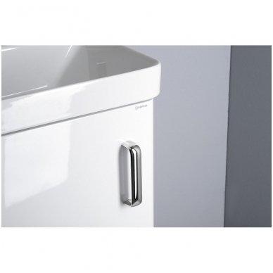 Pakabinama vonios spintelė su praustuvu THEIA 3