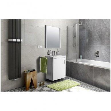 Pakabinama vonios spintelė su praustuvu THEIA 2