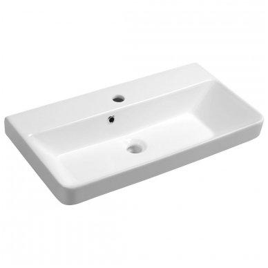 Pakabinama vonios spintelė su praustuvu THEIA 70cm 2